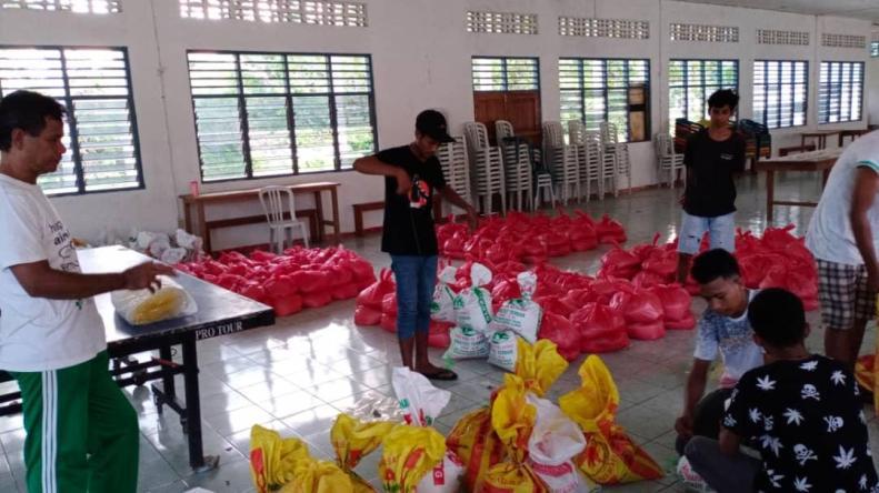 2020 May Food Donation #1